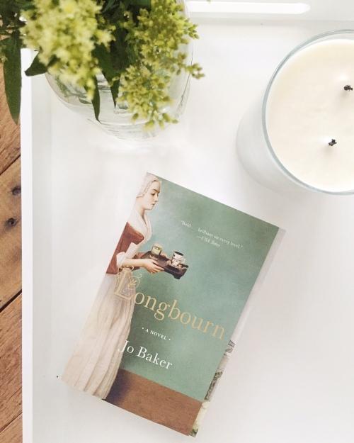 Longbourn book